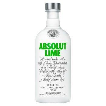 Absolut Lime Wódka o smaku limonki 700 ml (1)