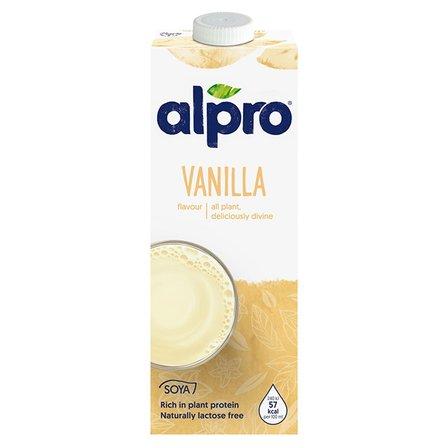 ALPRO Napój sojowy o smaku waniliowym (1)