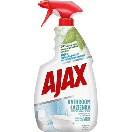 AJAX Środek czyszczący łazienka (1)
