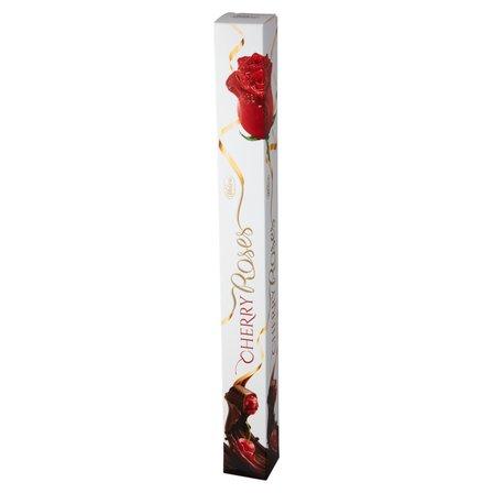 VOBRO Cherry Roses Czekoladki nadziewane wiśnią w alkoholu (2)