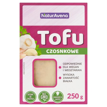 NATURAVENA Tofu czosnkowe (2)