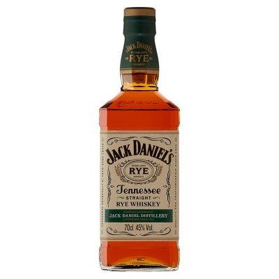 Jack Daniel's Rye Whiskey 700 ml (1)