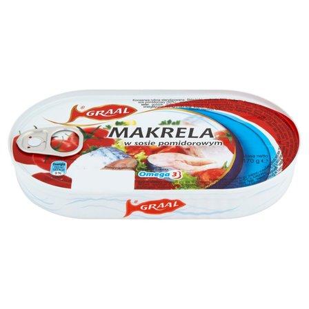 GRAAL Makrela w sosie pomidorowym (1)