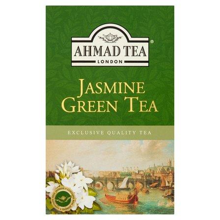 AHMAD TEA Jasmin Green Tea Herbata zielona liściasta (2)
