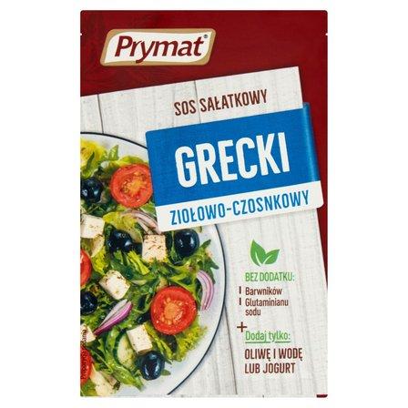 PRYMAT Sos sałatkowy grecki ziołowo-czosnkowy (1)