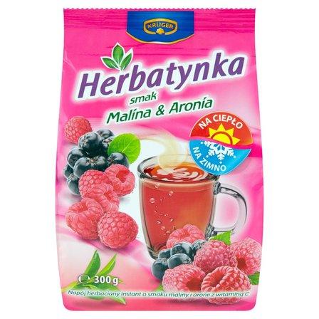 KRUGER Herbatynka Napój herbaciany smak malina & aronia (1)
