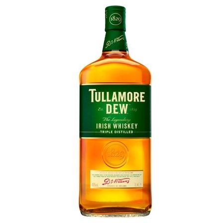 TULLAMORE D.E.W. Irlandzka whiskey (1)
