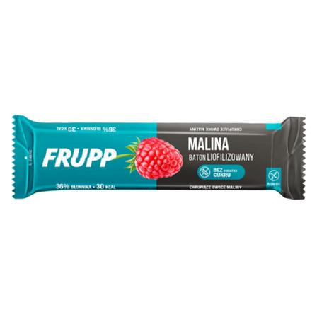 Frupp Liofilizowany baton malinowy 10 g (1)