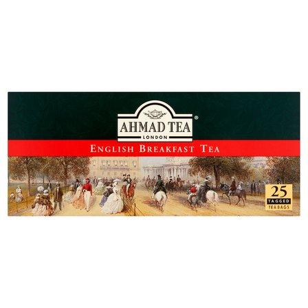 AHMAD TEA English Breakfast Herbata czarna (25 tb.) (2)