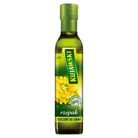 KUJAWSKI Olej z rzepaku tłoczony na zimno (1)