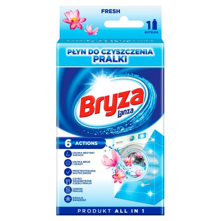 BRYZA Fresh Płyn do czyszczenia pralki (1)
