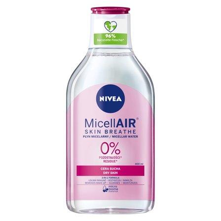 NIVEA Pielęgnujący płyn micelarny do cery suchej (1)