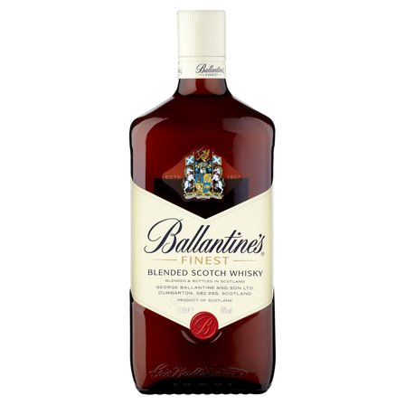 BALLANTINES Finest Whisky szkocka mieszana (1)