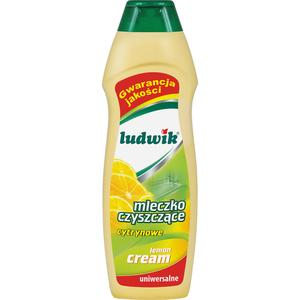 LUDWIK Mleczko czyszczące cytrynowe (1)