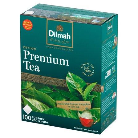 DILMAH Premium Tea Herbata czarna klasyczna (100 tb.) (1)