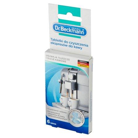 DR. BECKMANN Tabletki do czyszczenia ekspresów do kawy (1)