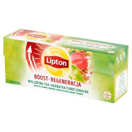 LIPTON Regeneracja Herbatka funkcjonalna (20 tb.) (1)