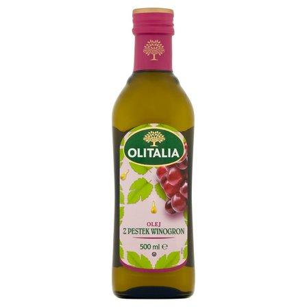 OLITALIA Olej z pestek winogron (1)