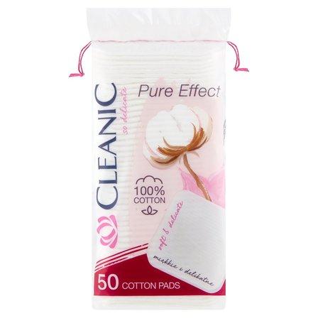 CLEANIC Pure Effect Soft Touch Płatki kosmetyczne (1)