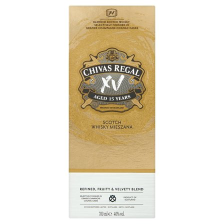 CHIVAS REGAL XV Aged 15 Years Blended Scotch Whisky (2)