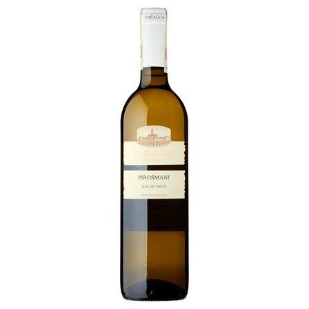 BADAGONI Pirosmani Wino białe półwytrawne Gruzja (1)