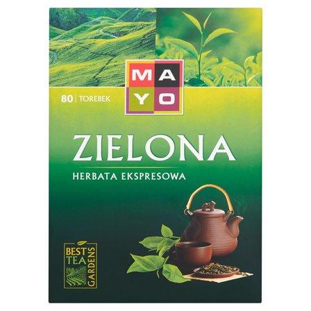 MAYO Zielona Herbata ekspresowa (80 tb.) (3)