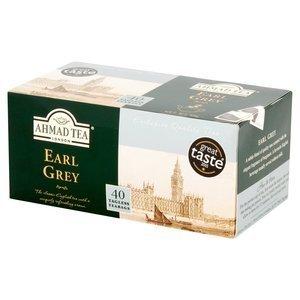 AHMAD TEA Earl Grey Herbata czarna (40 tb.) (1)