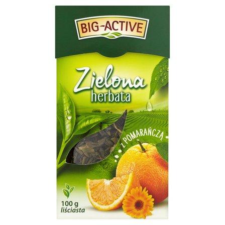 BIG-ACTIVE Herbata zielona z pomarańczą (2)