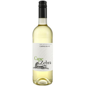 Cape Zebra Chenin Blanc wino białe półwytrawne RPA (1)