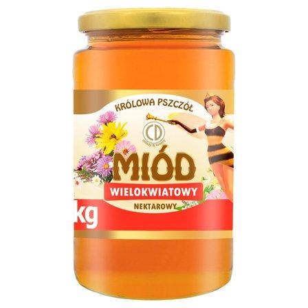 CD Królowa Pszczół Miód wielokiatowy nektarowy (1)
