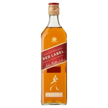 JOHNNIE WALKER Red Label Blended Scotch Whisky (1)