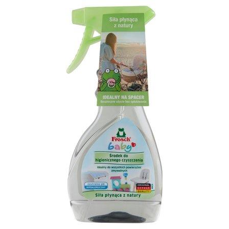 FROSCH BABY Środek do higienicznego czyszczenia (1)