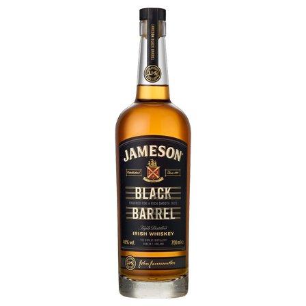 JAMESON Black Barrel Irish Whiskey (2)