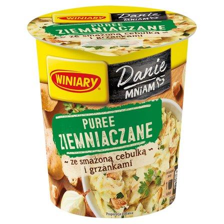 WINIARY Puree ziemniaczane ze smażoną cebulką i grzankami (1)