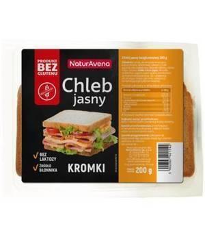 NaturAvena Chleb jasny bezglutenowy naturalny (1)