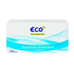 ECO+ Chusteczki uniwersalne 2-warstwowe (1)