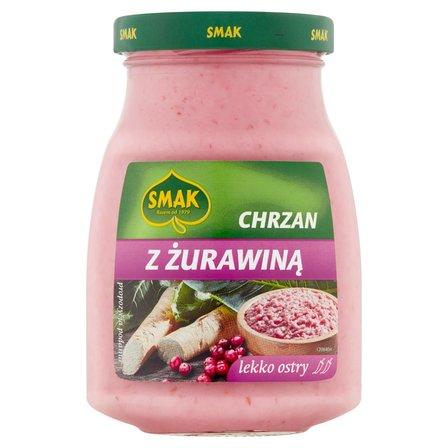 Smak chrzan z żurawiną (2)