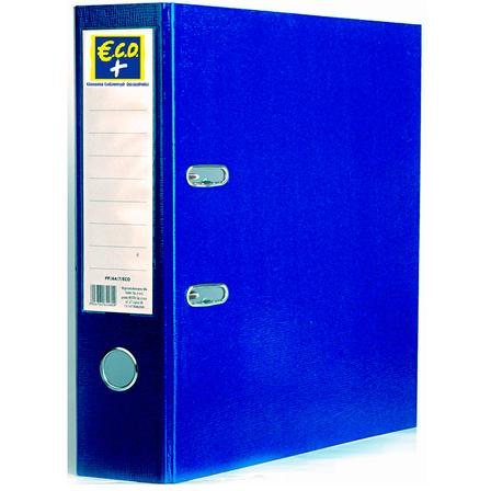 ECO+ Segregator Biurowy A4 50mm Niebieski (1)