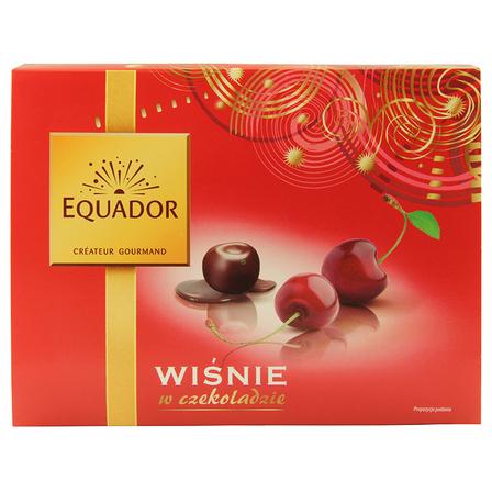 WIODĄCA MARKA Wiśnie w czekoladzie deserowej (1)