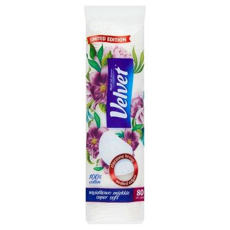 VELVET Natural Comfort Płatki kosmetyczne (1)