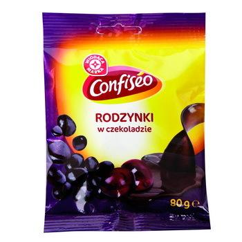 WODĄCA MARKA Rodzynki w czekoladzie (2)