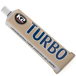 K2 Turbo Lekkościerna pasta woskowa do lakieru (2)
