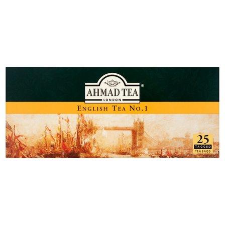 AHMAD TEA English Tea No. 1 Herbata czarna (25 tb.) (2)