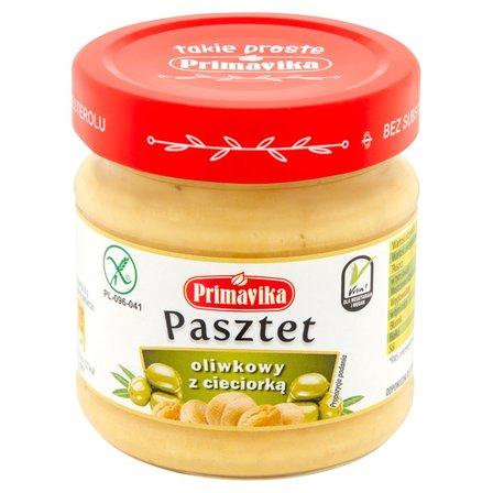 PRIMAVIKA Pasztet oliwkowy z cieciorką (3)