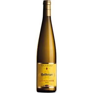 WOLFBERGER Gewurztraminer Wino białe półwytrawne Francja (1)