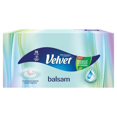 VELVET Balsam Chusteczki uniwersalne o kremowym zapachu (1)