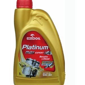 ORLEN Oil Platinum Max Expert C4 Syntetyczny olej silnikowy 5W-30 (1)