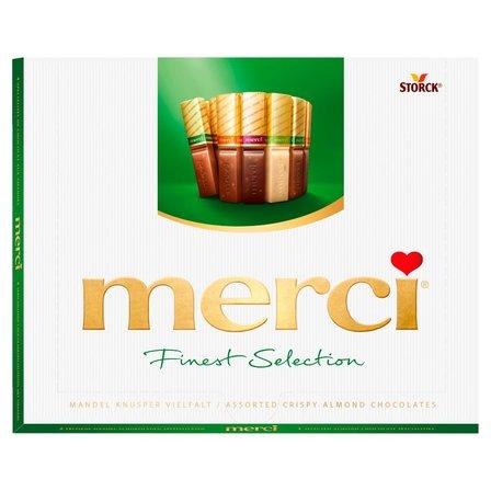 MERCI Finest Selection Kolekcja czekoladek z migdałami (1)