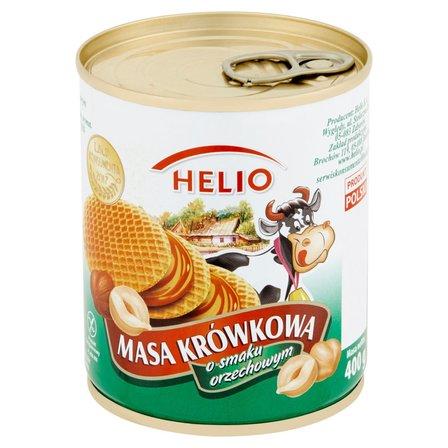 HELIO Masa krówkowa o smaku orzechowym (1)