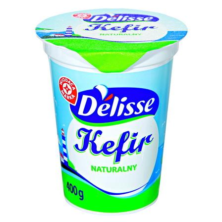 WIODĄCA MARKA Delisse Kefir naturalny (1)